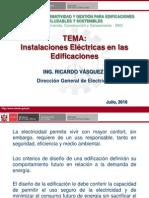 Norma EM 0.10 Instalaciones Electric As Interiores