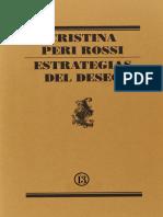 Peri Rossi, Cristina  - Estrategias del deseo -.epub
