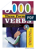 5000 three forms of english verbs with urdu meaning