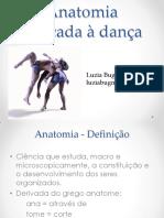 Anatomia Aplicada a Dança