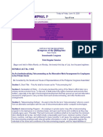 telecommuting act r.a. no. 11165