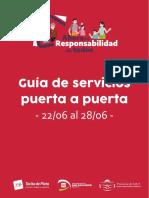 Guía de Delivery en San Salvador de Jujuy - 22.06 Al 28.06
