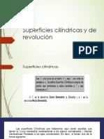 1.5 Sup. cilíndricas y de revolución
