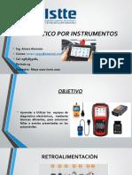 Diagnóstico por Instrumentos