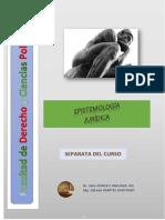EPISTEMOLOGIA UDH- LIBRO EXPLICADO