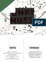 Unki Nuts _ Charla CUN
