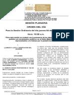 Plenaria-Orden del Dia-Proyectos (2020-06-04)