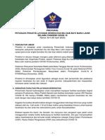 Protokol B-4 Petunjuk Praktis Layanan Kesehatan Ibu dan BBL pada Masa Pandemi Covid-19