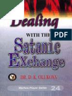 Dealing with The Satanic Exchange Warfare Prayer Series