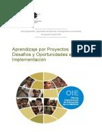 0Aprendizaje por Proyectos UNESCO