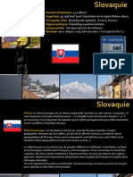 Fiche Pays Slovaquie