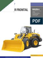 Catálogo-Cargador-Frontal-WA250-6-español-Digital