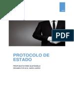 protocolo de presidencia