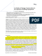 A Comprehensive Study of Energy Conservation