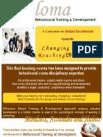 Flexi Dip in Behavioural T & D Brochure
