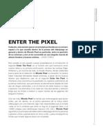 Colaboración Playful & Playable-Mondo Pixel 3 (Enter The Pixel by JOHN TONES)