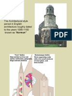 English Romannesque Architecture.