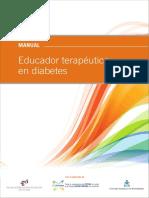 Educador Terapeutico Diabetes