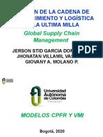 VMI Y CPFR