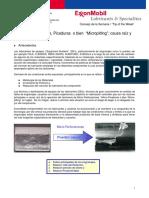 Tip of the Week, Micropitting, F.Porres, Feb - 2007 (Spanish)