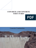 Concrete and Concrete Structures (Slide)