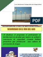 SEGURIDAD EN EL USO DEL GAS NATURAL