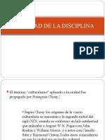 LA CIUDAD DE LA DISCIPLINA.ppt