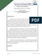 MIS - Evaluating E-Commerce Success.docx