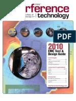 2010 ITEM EMC Test Design Guide