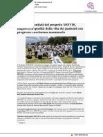 Urbino, i risultati del Progetto Movis