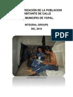 CARACTERIZACIÓN DE LA POBLACION HABITANTE DE CALLE DEL MUNICIPIO DE YOPAL.pdf