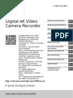 FDR AX53 käyttöohje.pdf