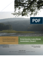 2009 Susquehanna Large River Assessment Report Pub. No. 271