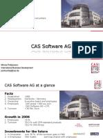 01_CAS Company Profile & Portfolio_EN_Jan 2009