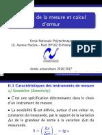Cours 2 Qualité de la Mesure et calcul d'erreur.pdf
