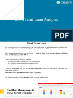 Short Term Loan Analysis (1)