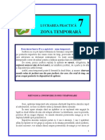 LP 7 - Metodica instruirii zonei temporare