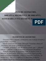 0. Elemente de geometrie