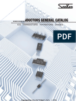 Sanken General Semiconductors Catalog