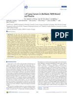 Metabolic Signatures of Lung Cancer in Biofluids (2)