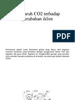 Pengaruh CO2 terhadap perubahan iklim.pptx