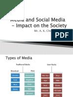 Media and Social Media - Impact on the Society.pptx