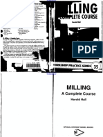 Workshop Practice Series 35 - Milling  A Complete Course