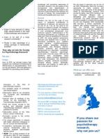 SPR Finished Leaflet