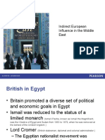 Chapter 6- Indirect European Influence in the Middle East (1) [Autosaved].ppt
