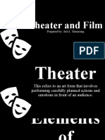Theater and Film
