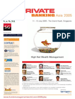 Private Banking Asia Conference