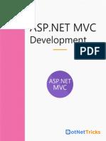 ASP.NET MVC Development Syllabus