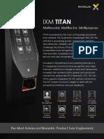 TITAN with Enhancement Kit Datasheet Compressed
