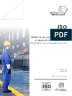 ABNT ISO 45001